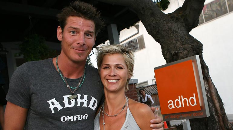 Is ty pennington dating someone