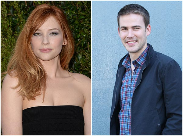 Haley Bennett and Zach Cregger