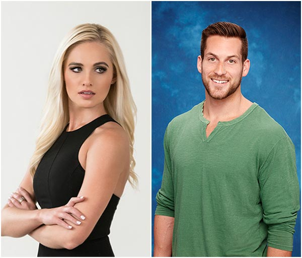 Tomi Lahren with her current boyfriend Chase McNary