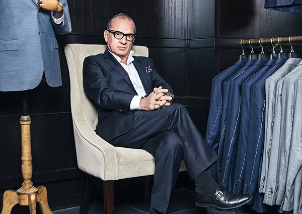 Turkish Cypriot Entrepreneur Touker Suleyman as businessman