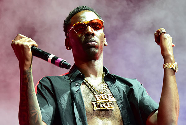 Memphis-based rapper Young Dolph
