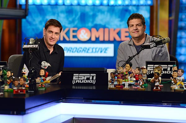 Mike & Mike Hosting