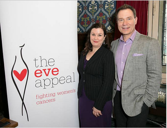 image of Patti Clare and Richard Arnold.