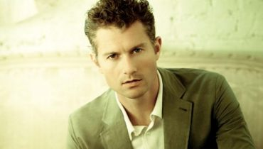 Handsome actor James Badge Dale