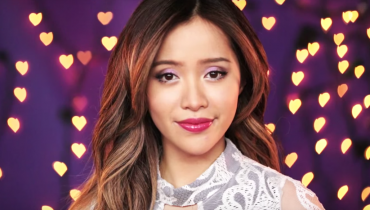 Ipsy's Michelle Phan with make-up