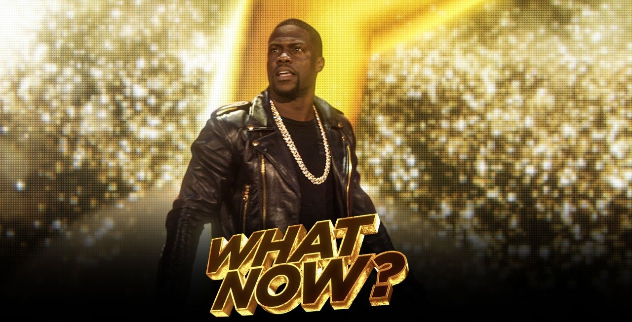 "Kevin Hart from the ""What Now?"""