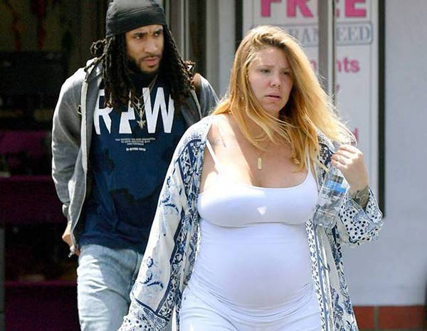 Kailyn Lowry and Chris Lopez