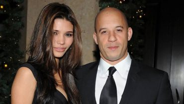 Paloma Jimenez and her husband Vin Diesel