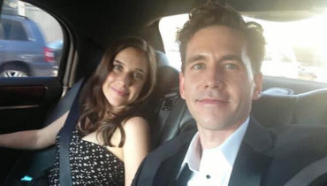 Kelly Dietzen and her husband Brian Dietzen
