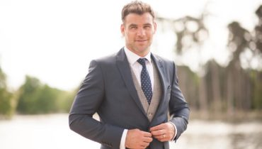 Mike Phillips in a suit