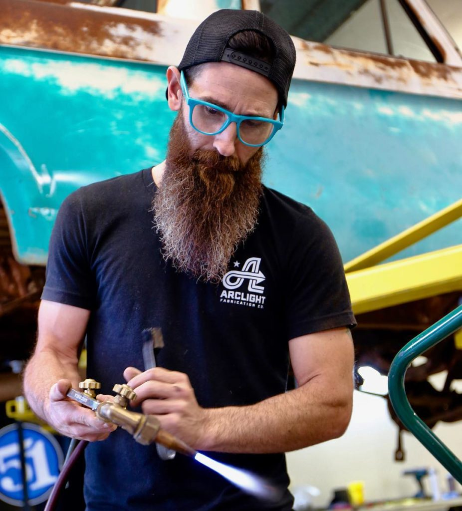 aaron kaufman returning with new show shifting gears in march 2018. Black Bedroom Furniture Sets. Home Design Ideas