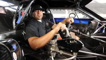 Street Outlaws' Big Chief's car name is The New Crow