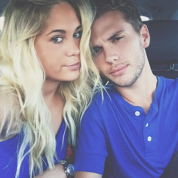 Chase Chrisley girlfriend Broke Nowry