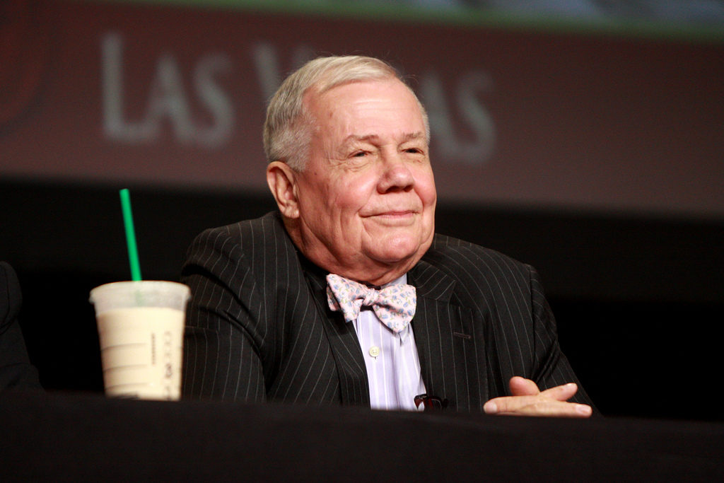 Jim Rogers earns huge amount of money from his investment