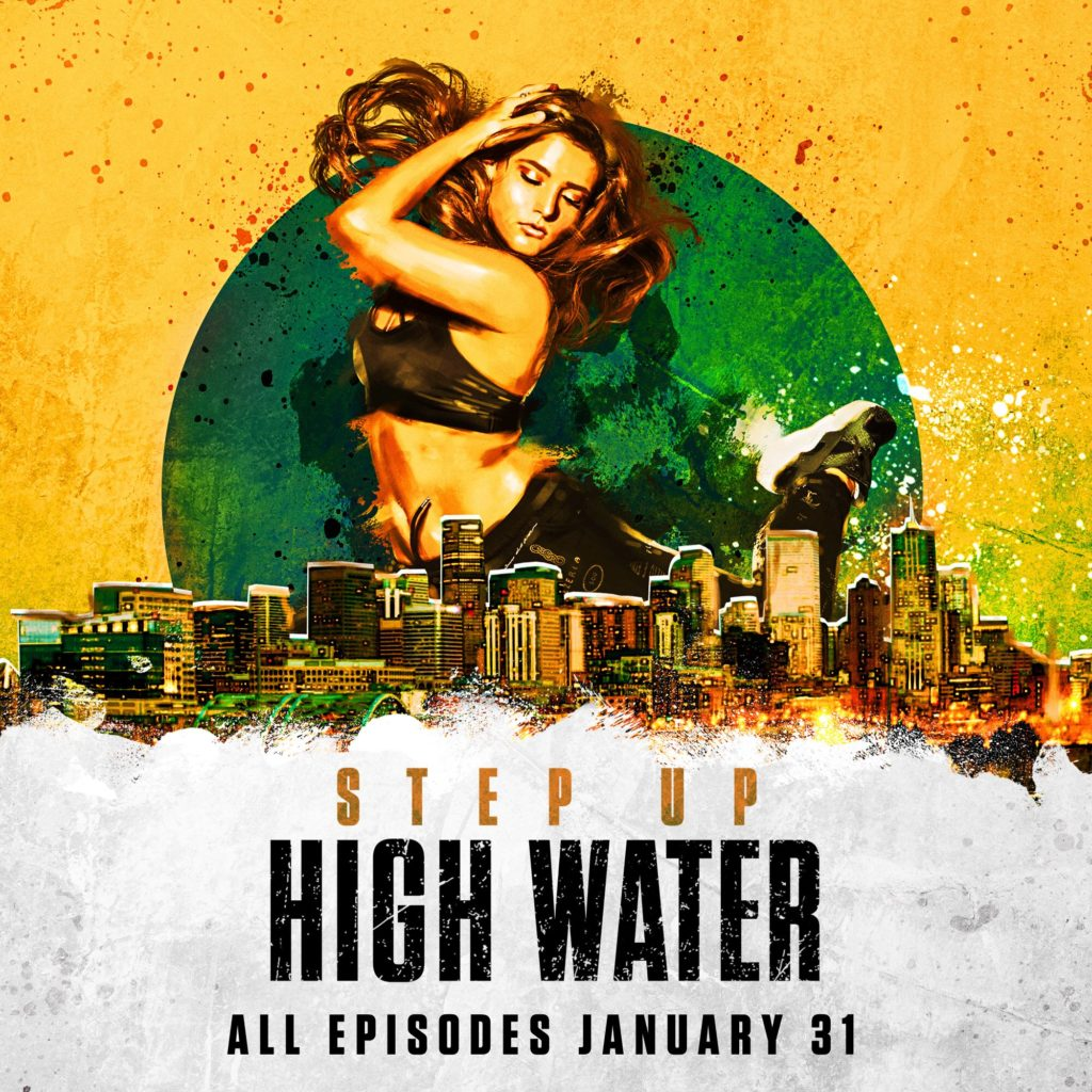 Step Up: High Water is set to release on January 31, 2018.