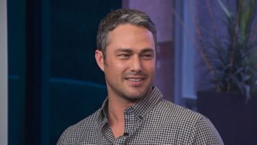 Taylor Kinney talks about wedding and marriage