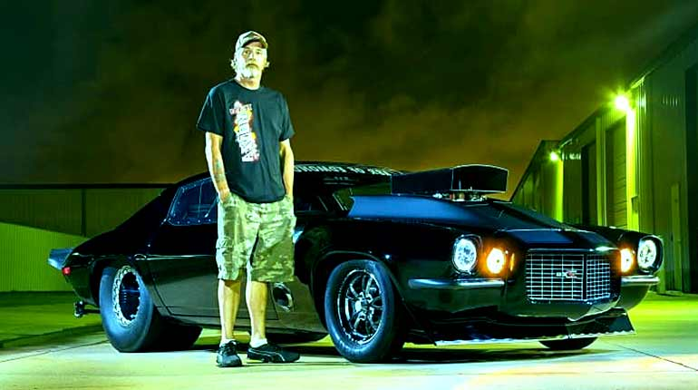 Image Of Monza Street Outlaws Net Worth Car Crash Married Wife