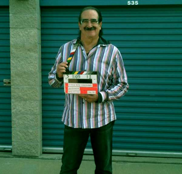 Image of Moe Prigoff from TV reality show Storage War Texas