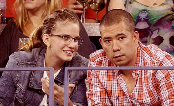 Shaun So : Shaun met anna chlumsky at the university of chicago in the year 2000 during their studies.