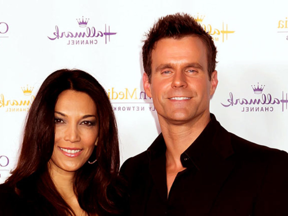Hallmark Channel Vanessa Arevalo / Getty cameron mathison and vanessa arevalo attend the american humane association's 5th annual hero dog awards 2015 at the beverly hilton hotel in 2015.
